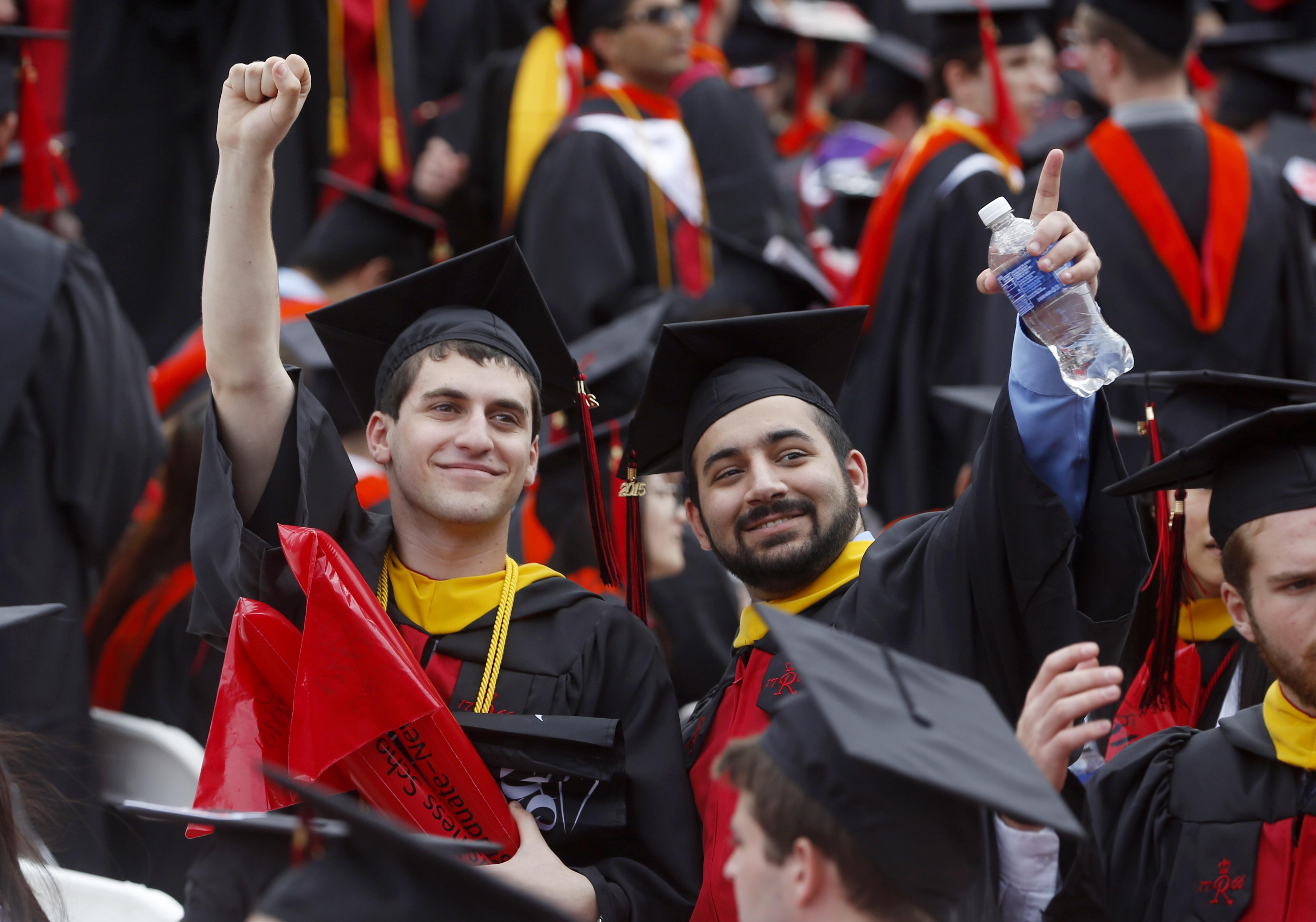 A Roadmap To Rutgers Graduation Ceremonies Njcom