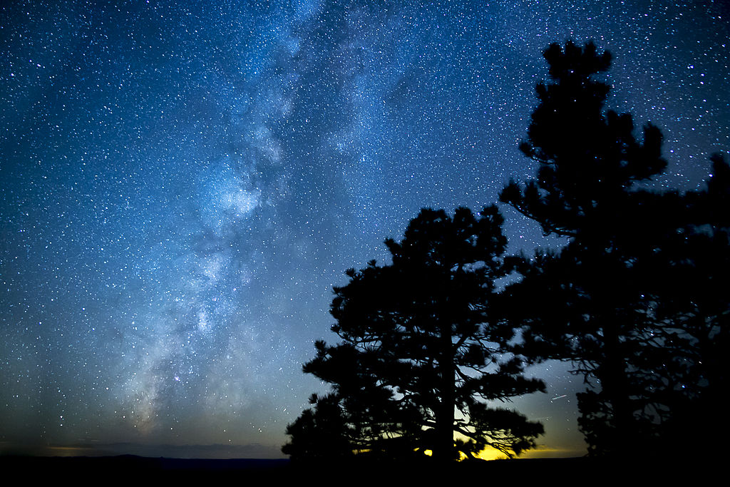 Map International Dark Sky Places In Arizona Cronkite News - Us dark skys map