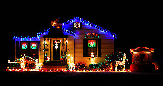 Christmas lights in Shoalhaven | photos | map | South Coast Register