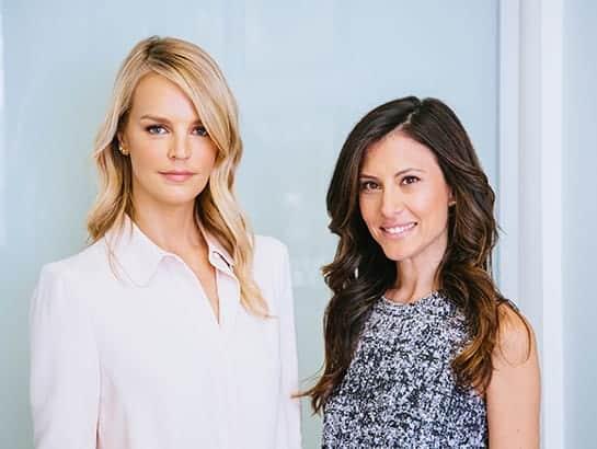 Kelly Sawyer Patricof & Norah Weinstein