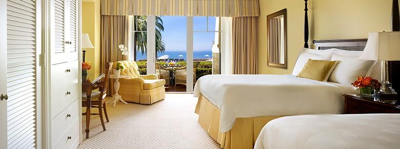 Ocean Horizon Guest Hotel Room at Montage Laguna Beach Luxury Hotel