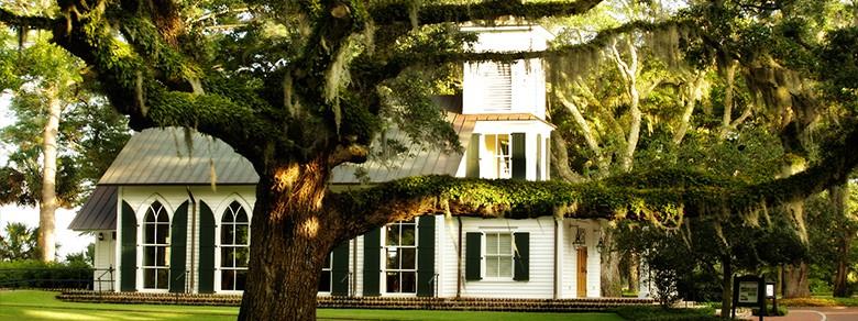 Montage Palmetto Bluff's South Carolina Wedding Chapel