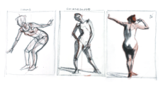 Introduction to Gesture and Figure Drawing