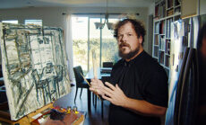 Painting Interiors: Establishing Drawings and Color Block-in