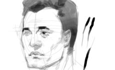 Intro to Compositional Sketching in Photoshop