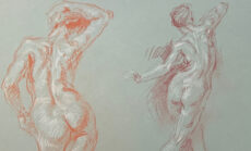 Friday Figure Drawing Archive 22