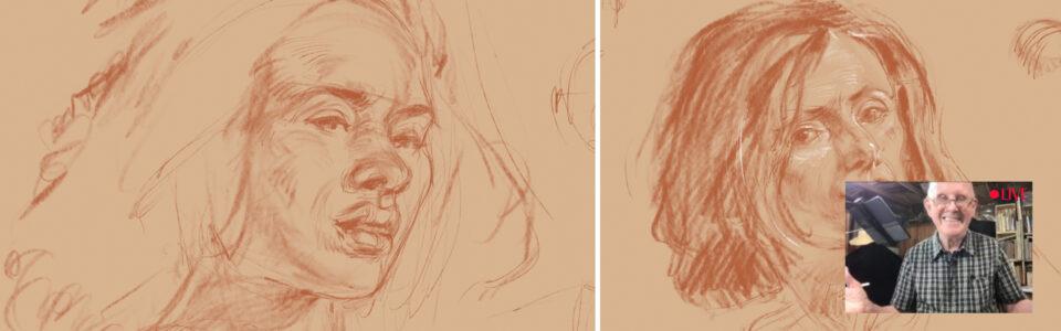 Drawing the Head Week 2