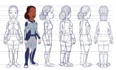 Introduction to Character Design Week 5