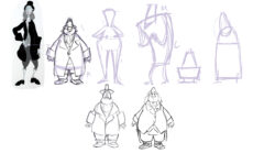 Introduction to Character Design Week 6