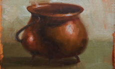 Introduction to Still Life Painting Week 4