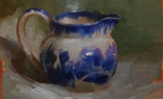 Introduction to Still Life Painting Week 6
