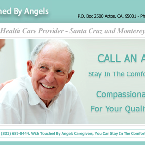 Touched by Angels Home Care