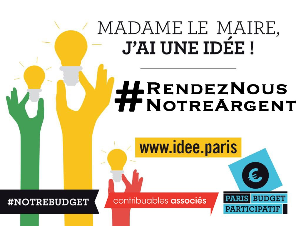 Participatory Budgeting in Paris