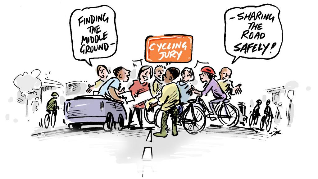 Cycling Jury