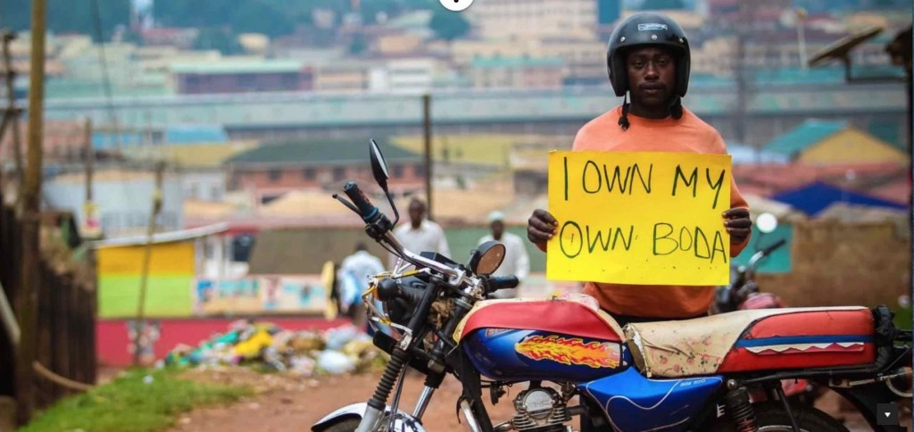 Microfinance Beneficiary in Uganda