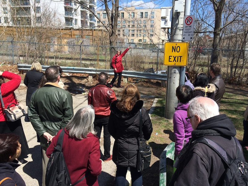 Metrolinx Residents' Reference Panel on the Davenport Community Rail Overpas
