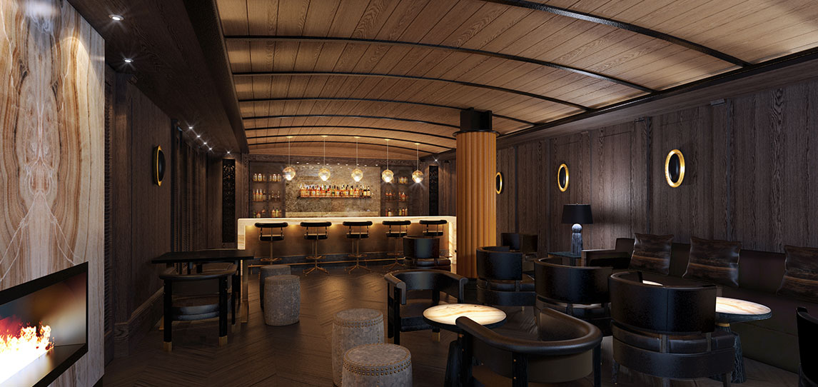 Baltimore boutique hotel pendry hotels resorts for Best private dining rooms in baltimore