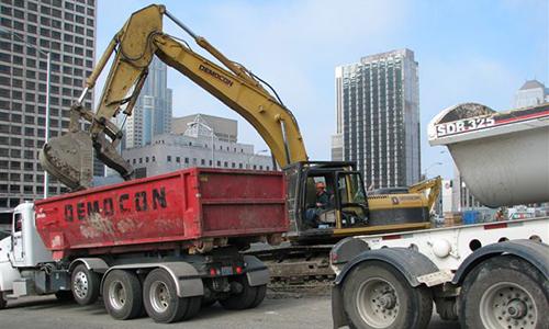 Dismantlement & Salvage