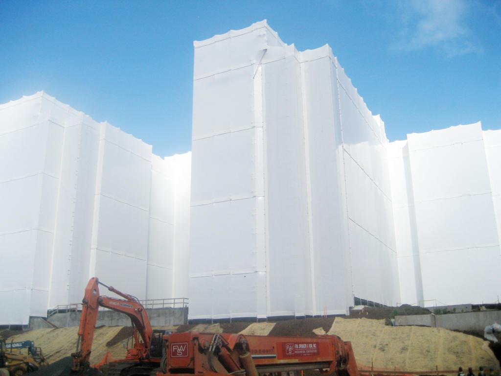 PAS Shrinkwrap Containment Services