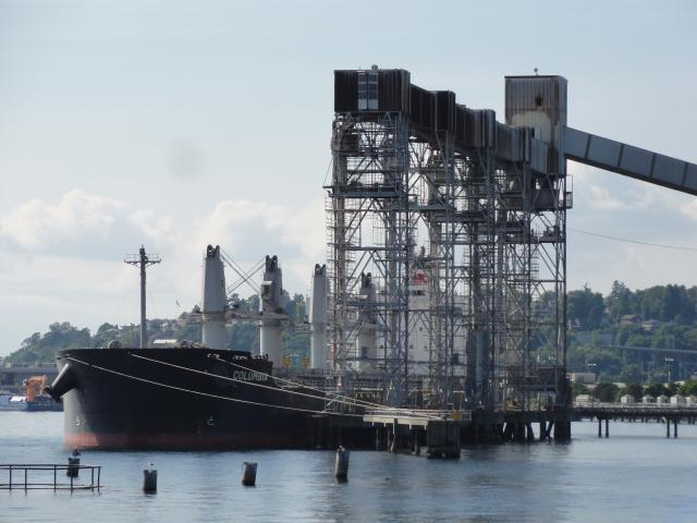 Port of Seattle T86 Grain Facility Modernization