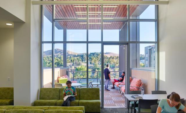 University of California, Riverside Glen Mor Student Housing