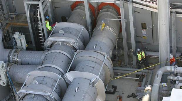 CPV Sentinel Energy Gas Turbines