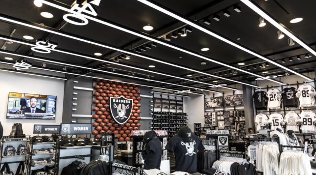 Raiders Sales Center & Retail Facility