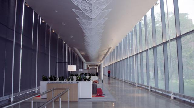 Kansas University Health and Education Building