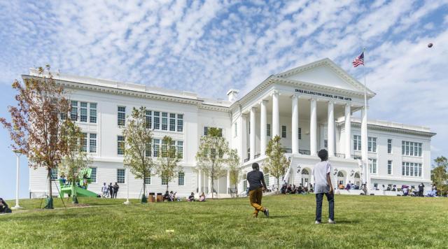 Duke Ellington School for Performing Arts Theatre Renovation