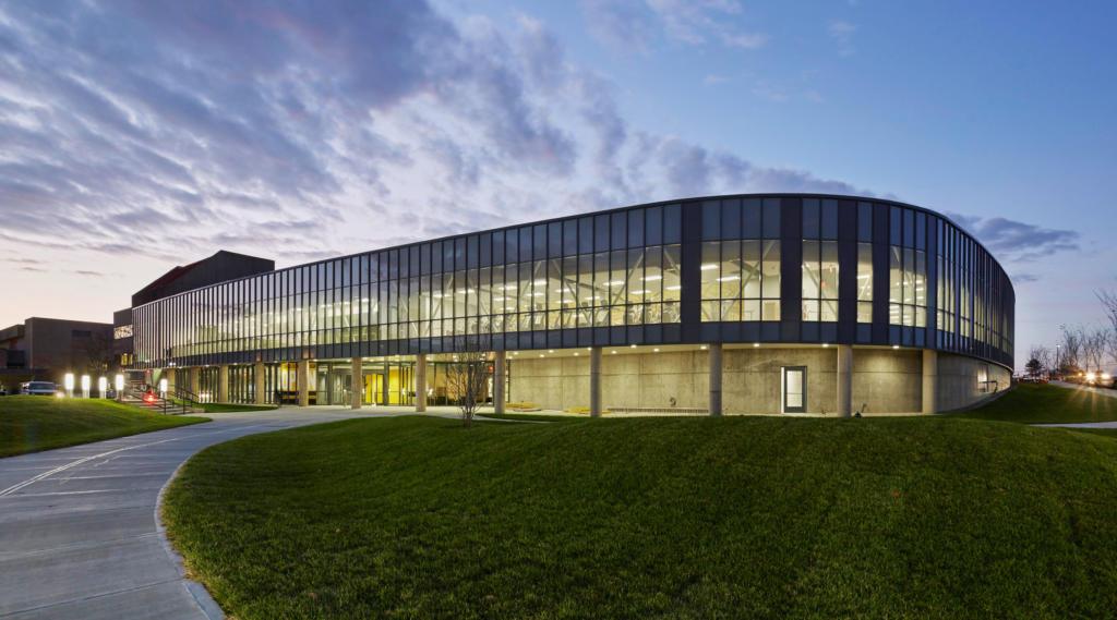 NKU Rec Center Exterior