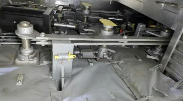 Plant Bowen Unit 3 & 4 Baghouse Damper Pads