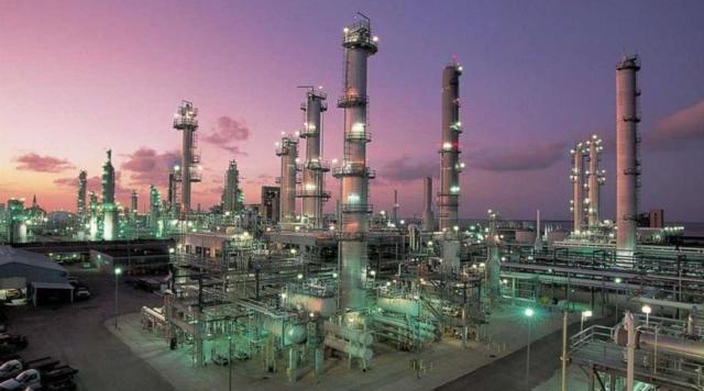 Valero Ardmore Refinery