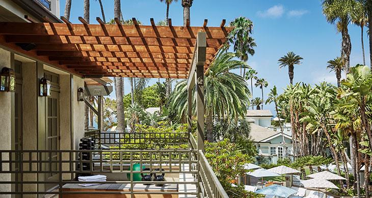 Santa Monica Fairmont Miramar Exhale