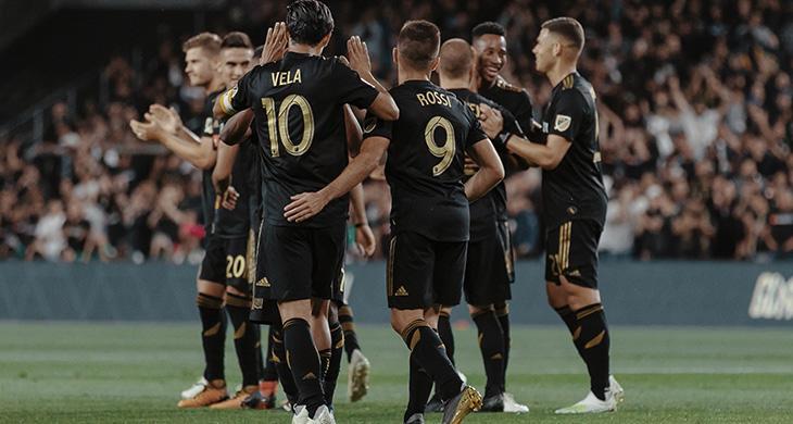 LAFC soccer game cincinnati FC