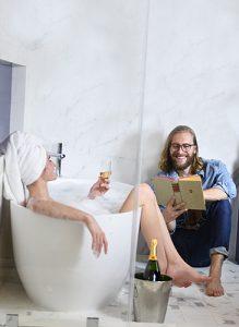 Bathside reading
