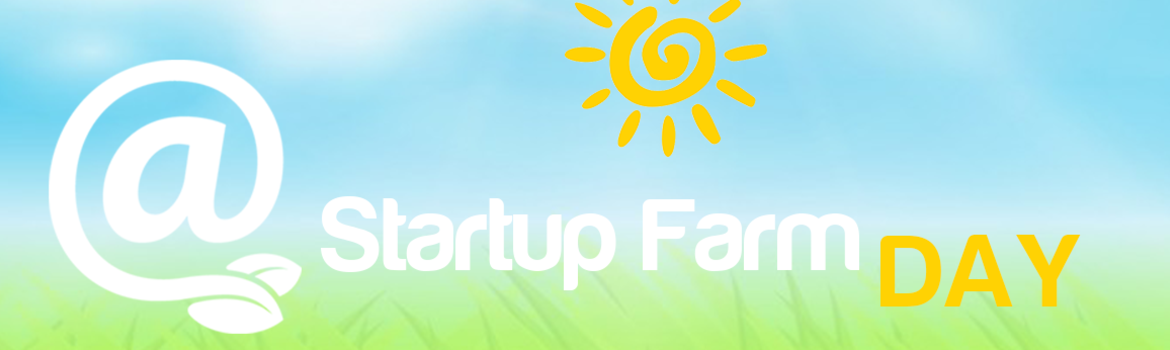 Header startup farm day cover