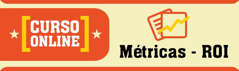Header curso online eventick metricas roi