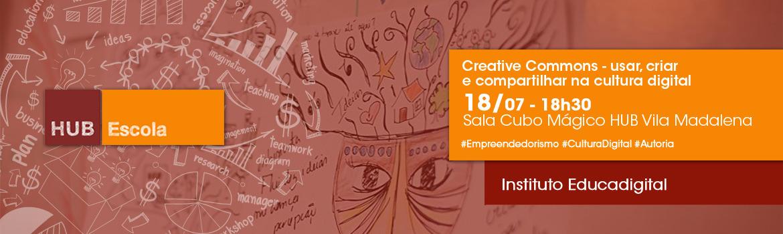 Header creative commons