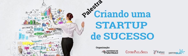 Header capa palestra startups fatec aracatuba eventick