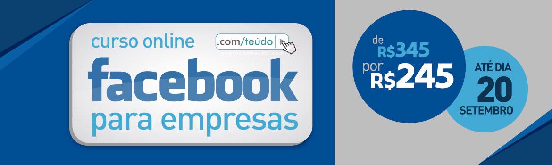 Header curso online facebok mkt evetick