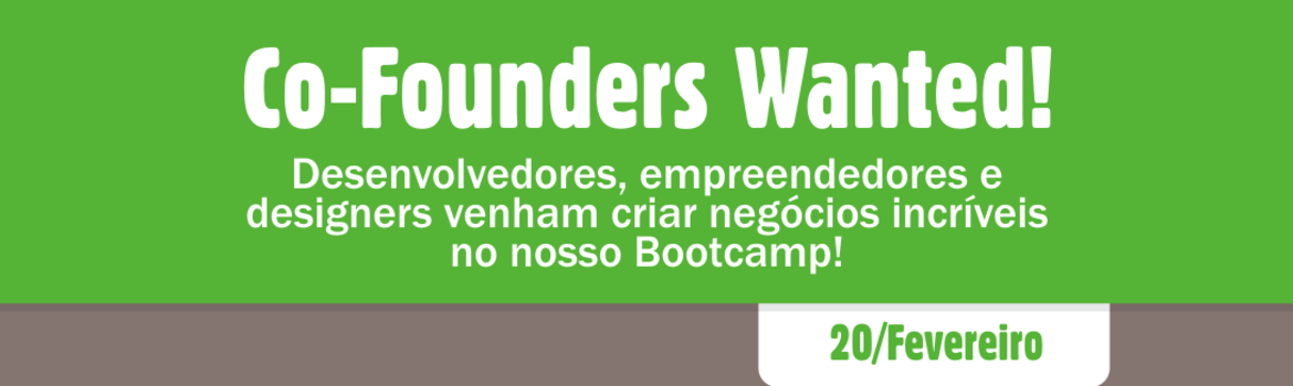 Header co founders wanted   eventick