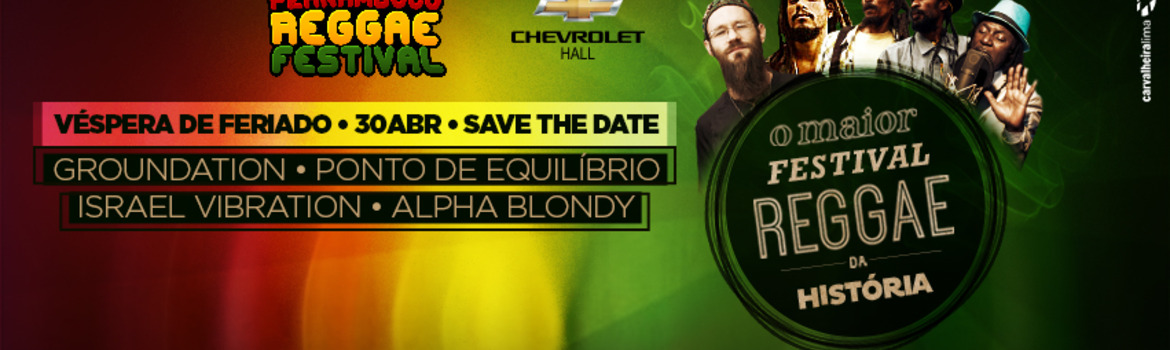 Header capa do face   pe reggae festival
