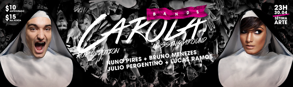 Header carola bands   eventick
