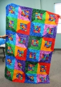 In quilting, procrastination is not always a bad thing!