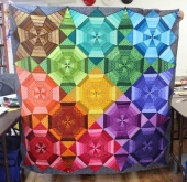 Crazy Quilter on a Bike!: More show n tell.................