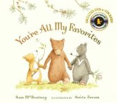 You're All My Favorites with Audio by Sam McBratney, Candlewick Press | Paperback