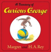 A Treasury of Curious George by H. A. Rey, Houghton Mifflin Harcourt | NOOK Book (eBook), Hardcover