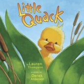 Little Quack by Lauren Thompson, Little Simon | Hardcover, Board Book