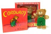 Corduroy Book and Bear by Don Freeman, Penguin Group (USA) Incorporated | Hardcover