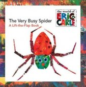 The Very Busy Spider: A Lift-the-Flap Book by Eric Carle, Penguin Group (USA) Incorporated | Paperback, Hardcover, Board Book